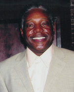 Ray Campbell, Treasurer Hillsborough Branch NAACP